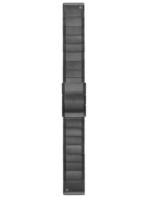 Garmin fenix 5 Metallarmband QuickFit 22 mm grey